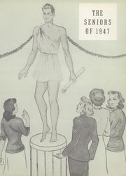 Page 9, 1947 Edition, Tenafly High School - Tenakin Yearbook (Tenafly, NJ) online yearbook collection