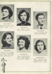 Page 13, 1950 Edition, Tenafly High School - Tenakin Yearbook (Tenafly, NJ) online yearbook collection