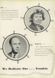 Page 7, 1950 Edition, Tenafly High School - Tenakin Yearbook (Tenafly, NJ) online yearbook collection