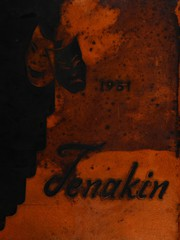 1951 Edition, Tenafly High School - Tenakin Yearbook (Tenafly, NJ)