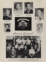 Page 10, 1951 Edition, Tenafly High School - Tenakin Yearbook (Tenafly, NJ) online yearbook collection