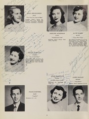 Page 12, 1951 Edition, Tenafly High School - Tenakin Yearbook (Tenafly, NJ) online yearbook collection