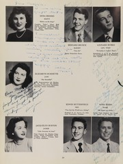 Page 14, 1951 Edition, Tenafly High School - Tenakin Yearbook (Tenafly, NJ) online yearbook collection