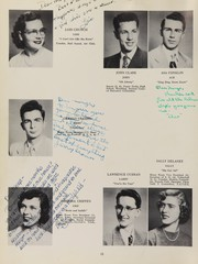 Page 16, 1951 Edition, Tenafly High School - Tenakin Yearbook (Tenafly, NJ) online yearbook collection