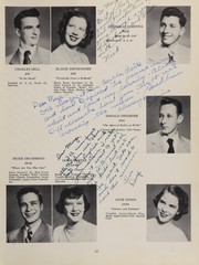 Page 17, 1951 Edition, Tenafly High School - Tenakin Yearbook (Tenafly, NJ) online yearbook collection