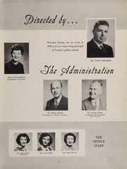 Page 7, 1951 Edition, Tenafly High School - Tenakin Yearbook (Tenafly, NJ) online yearbook collection