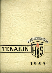 1959 Edition, Tenafly High School - Tenakin Yearbook (Tenafly, NJ)