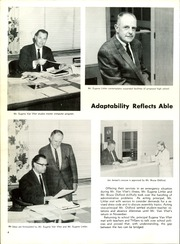 Page 10, 1970 Edition, Tenafly High School - Tenakin Yearbook (Tenafly, NJ) online yearbook collection