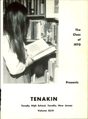 Page 5, 1970 Edition, Tenafly High School - Tenakin Yearbook (Tenafly, NJ) online yearbook collection