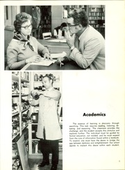 Page 9, 1970 Edition, Tenafly High School - Tenakin Yearbook (Tenafly, NJ) online yearbook collection