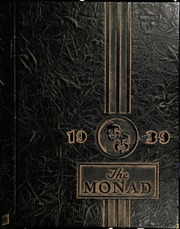 1939 Edition, Belleville High School - Monad Yearbook (Belleville, NJ)