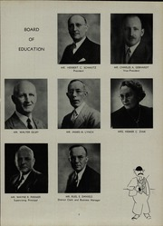 Page 11, 1941 Edition, Belleville High School - Monad Yearbook (Belleville, NJ) online yearbook collection