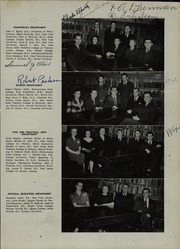 Page 13, 1941 Edition, Belleville High School - Monad Yearbook (Belleville, NJ) online yearbook collection