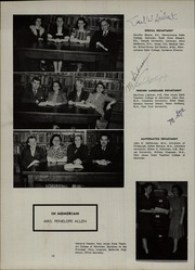Page 14, 1941 Edition, Belleville High School - Monad Yearbook (Belleville, NJ) online yearbook collection