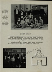 Page 17, 1941 Edition, Belleville High School - Monad Yearbook (Belleville, NJ) online yearbook collection