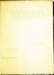 1942 Edition, Belleville High School - Monad Yearbook (Belleville, NJ)