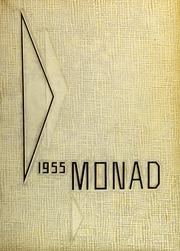 1955 Edition, Belleville High School - Monad Yearbook (Belleville, NJ)