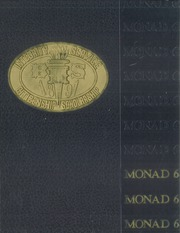 1968 Edition, Belleville High School - Monad Yearbook (Belleville, NJ)