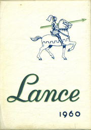 1960 Edition, Arthur L Johnson Regional High School - Lance Yearbook (Clark, NJ)