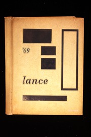 1969 Edition, Arthur L Johnson Regional High School - Lance Yearbook (Clark, NJ)