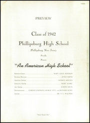 Page 7, 1942 Edition, Phillipsburg High School - Karux Yearbook (Phillipsburg, NJ) online yearbook collection