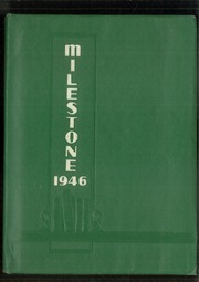 1946 Edition, Plainfield High School - Milestone Yearbook (Plainfield, NJ)