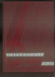 1947 Edition, Plainfield High School - Milestone Yearbook (Plainfield, NJ)