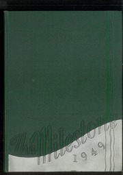 1949 Edition, Plainfield High School - Milestone Yearbook (Plainfield, NJ)