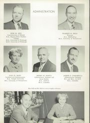 Page 10, 1955 Edition, Plainfield High School - Milestone Yearbook (Plainfield, NJ) online yearbook collection