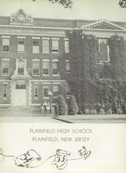 Page 7, 1955 Edition, Plainfield High School - Milestone Yearbook (Plainfield, NJ) online yearbook collection