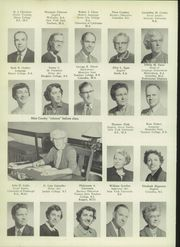Page 12, 1957 Edition, Plainfield High School - Milestone Yearbook (Plainfield, NJ) online yearbook collection