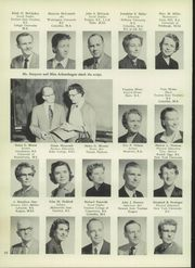 Page 14, 1957 Edition, Plainfield High School - Milestone Yearbook (Plainfield, NJ) online yearbook collection