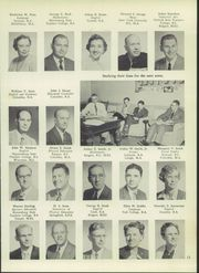 Page 15, 1957 Edition, Plainfield High School - Milestone Yearbook (Plainfield, NJ) online yearbook collection