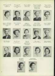 Page 16, 1957 Edition, Plainfield High School - Milestone Yearbook (Plainfield, NJ) online yearbook collection