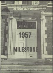 Page 5, 1957 Edition, Plainfield High School - Milestone Yearbook (Plainfield, NJ) online yearbook collection