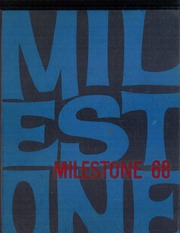 1968 Edition, Plainfield High School - Milestone Yearbook (Plainfield, NJ)