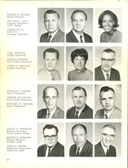 Page 14, 1968 Edition, Plainfield High School - Milestone Yearbook (Plainfield, NJ) online yearbook collection