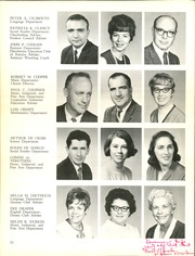 Page 16, 1968 Edition, Plainfield High School - Milestone Yearbook (Plainfield, NJ) online yearbook collection