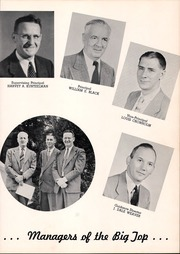 Page 11, 1951 Edition, Dover High School - Tiger Yearbook (Dover, NJ) online yearbook collection