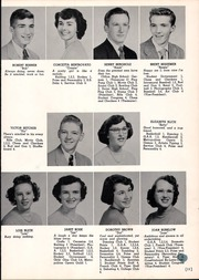 Page 17, 1951 Edition, Dover High School - Tiger Yearbook (Dover, NJ) online yearbook collection