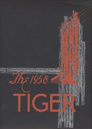 Page 1, 1958 Edition, Dover High School - Tiger Yearbook (Dover, NJ) online yearbook collection