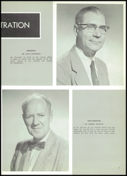 Page 11, 1958 Edition, Dover High School - Tiger Yearbook (Dover, NJ) online yearbook collection