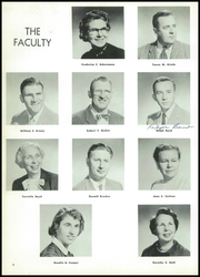 Page 12, 1958 Edition, Dover High School - Tiger Yearbook (Dover, NJ) online yearbook collection