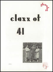 Page 17, 1941 Edition, Glen Ridge High School - Glenalog Yearbook (Glen Ridge, NJ) online yearbook collection