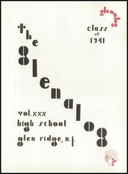 Page 7, 1941 Edition, Glen Ridge High School - Glenalog Yearbook (Glen Ridge, NJ) online yearbook collection