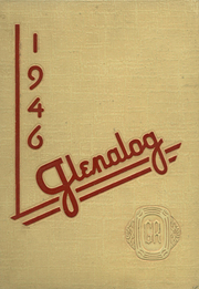 1946 Edition, Glen Ridge High School - Glenalog Yearbook (Glen Ridge, NJ)