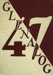 1947 Edition, Glen Ridge High School - Glenalog Yearbook (Glen Ridge, NJ)