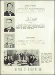 Page 10, 1958 Edition, Glen Ridge High School - Glenalog Yearbook (Glen Ridge, NJ) online yearbook collection