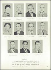 Page 13, 1958 Edition, Glen Ridge High School - Glenalog Yearbook (Glen Ridge, NJ) online yearbook collection
