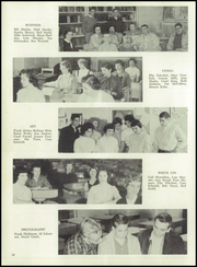 Page 16, 1958 Edition, Glen Ridge High School - Glenalog Yearbook (Glen Ridge, NJ) online yearbook collection
